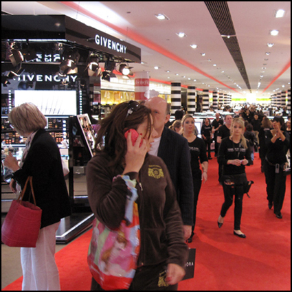 how to ask for samples at sephora