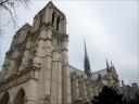 Notre Dame Photos by Theadora Brack