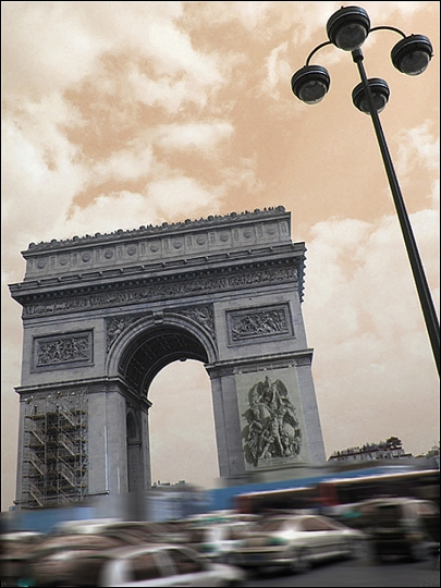 The Alluring Arc de Triomphe