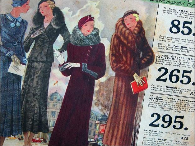 Bon Marché Big Sales Catalog, 1932-1933