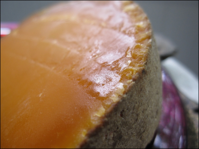 Our Mighty Mimolette meshes well with all light and fruity wines