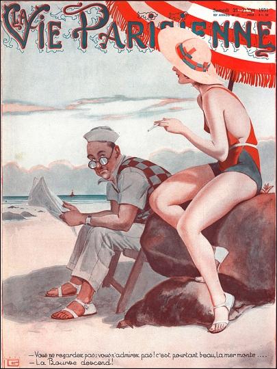 La Vie Parisienne, July 1931