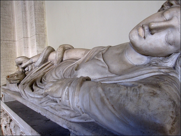 Daydreaming with Cleopatra at the Vatican