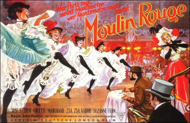 foto de Paris: Kicking it at the Moulin Rouge Paris: People