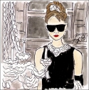 Parisian Garb + Big Summertime Sales = Bliss Breakfast atTiffany's with Holly by Fifi Flowers