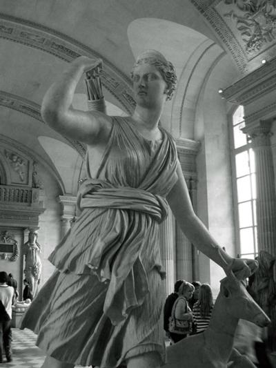 La Diane de Versailles, Louvre, Paris (T. Brack)