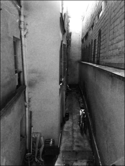 Rue des Martyrs, Montmartre,
