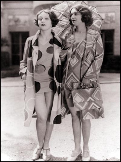 Sonia Delaunay's Beachwear, 1928