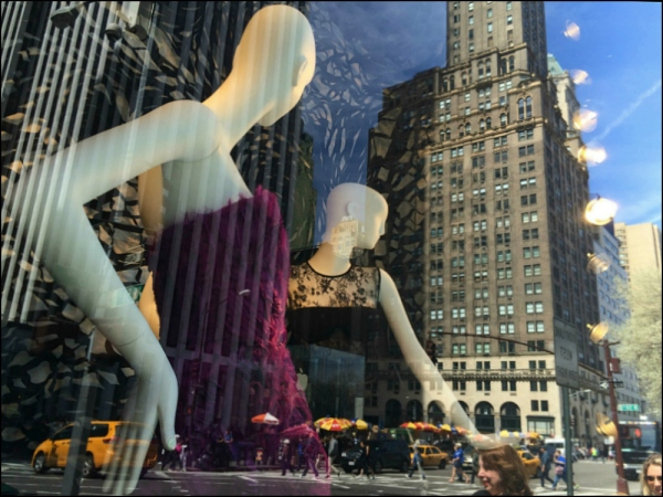 Ground Control at Bergdorf Goodman 754 5th Avenue (at 58th Street)
