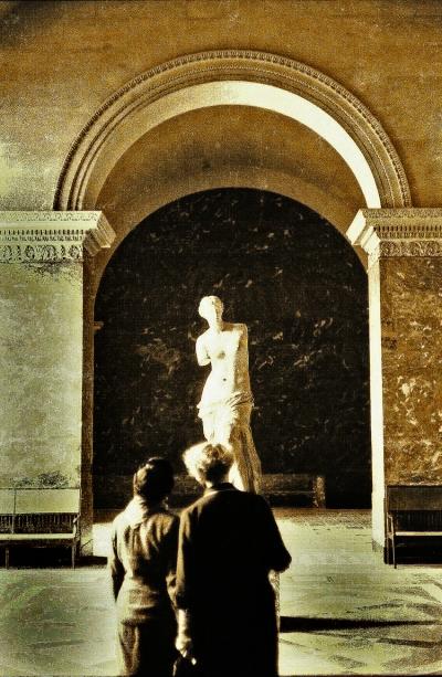 Venus de Milo (Photograph by Maurice Sapiro, 1956)