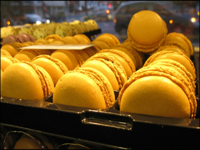 Embracing the sugar rush at the Pâtisserie Géard Mulot at 93 Rue Glacière (Photo by Theadora Brack)