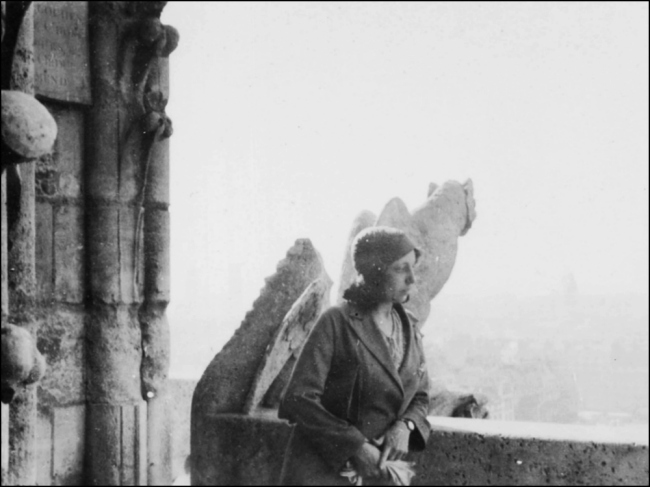 A Masterpiece View and Mystery with the gargoyles at the Cathédrale Notre Dame de Paris (Image: T. Brack's archives)
