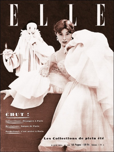 (Elle Magazine, 1952, T. Brack's collection)