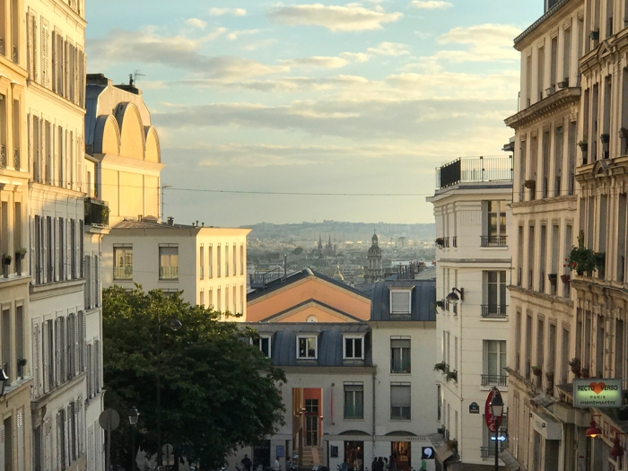 Do pack the camera and a sketchbook because Place Émile-Goudeau is also the perfect spot to mull over art's function in urban street planning, day and night (Photo by Theadora Brack)